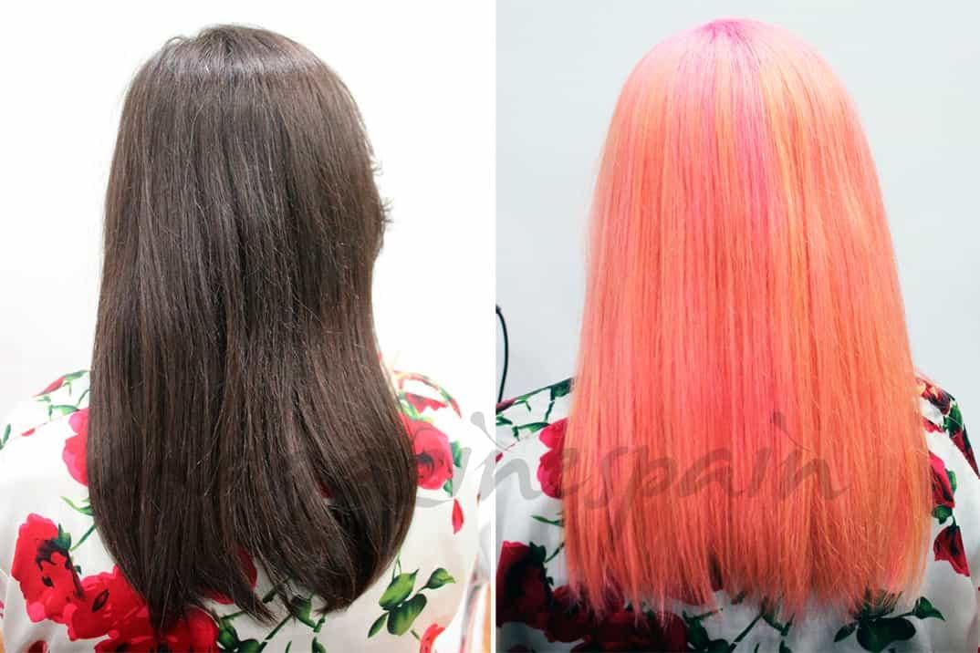 pelo-rosa-antes-despues