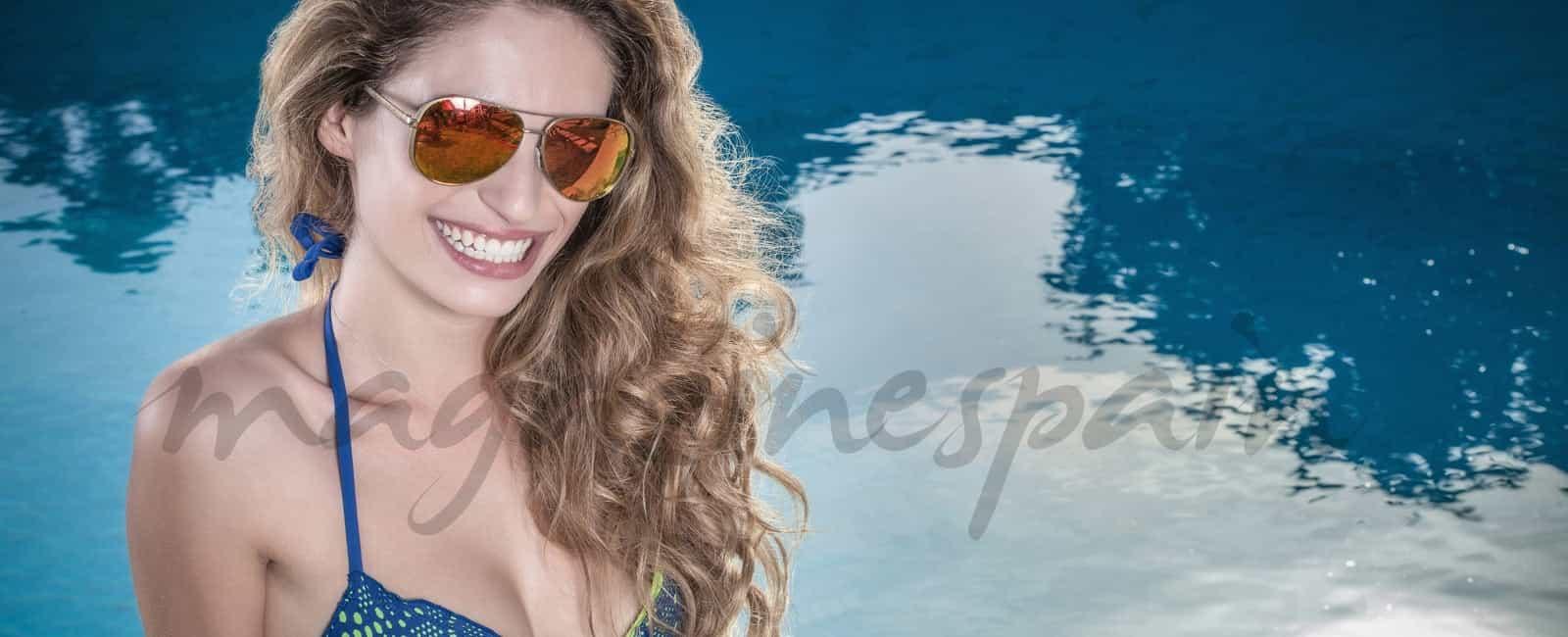 Protege tu pelo del sol