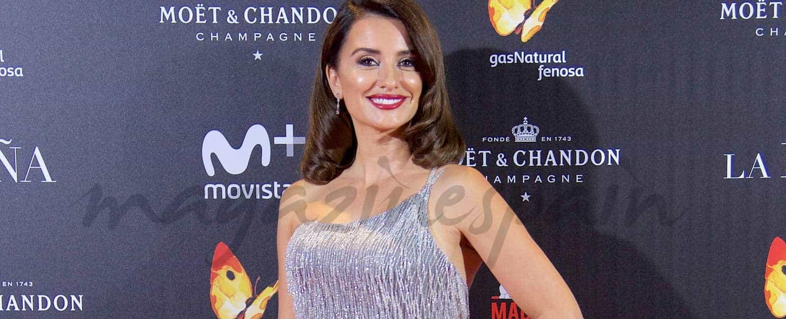 Penélope Cruz protagoniza «La reina de España»