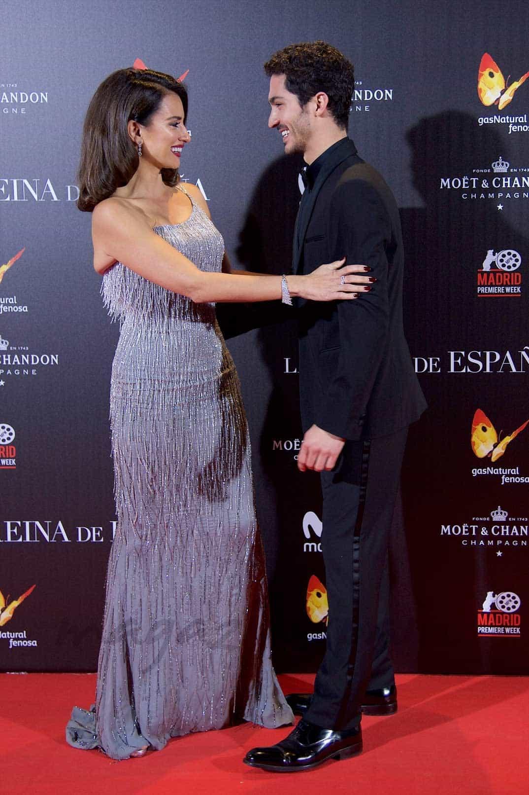 Penélope Cruz y Chino Darín