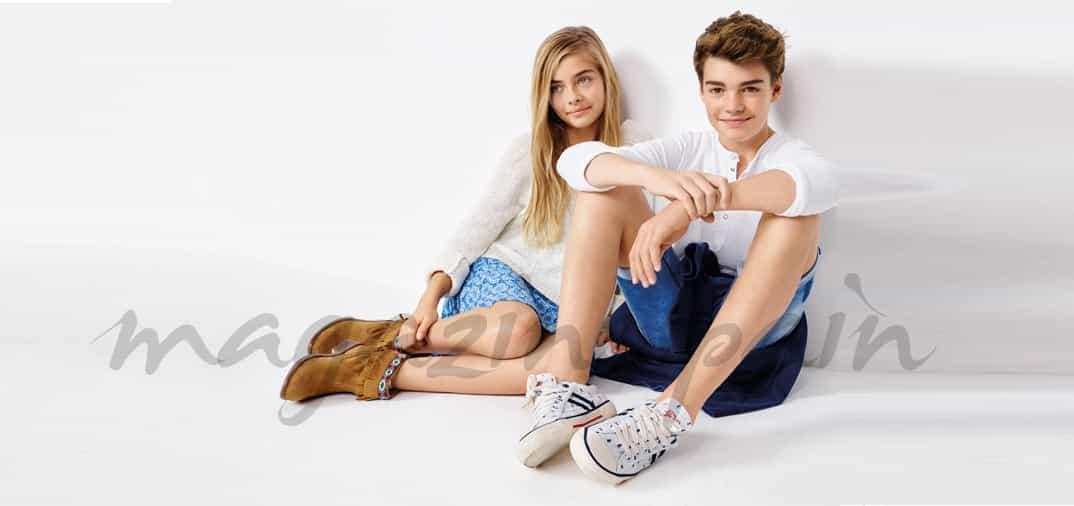 La nueva colección teen de Pepe Jeans