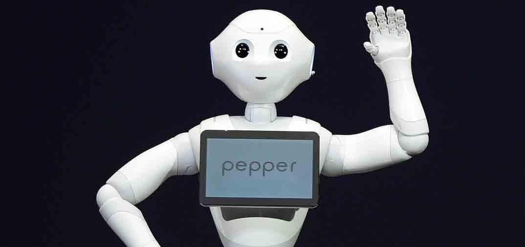 robot pepper-