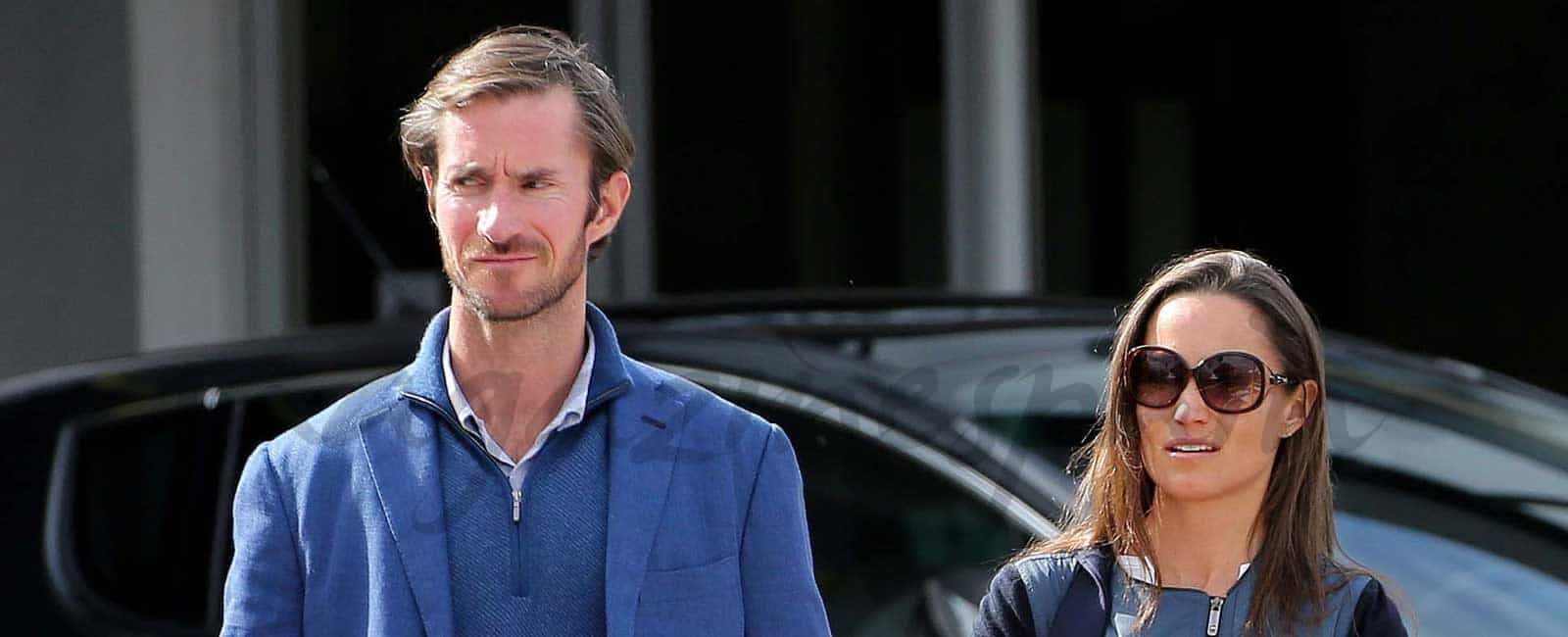 Pippa Middleton y James Mattews hacen oficial su noviazgo
