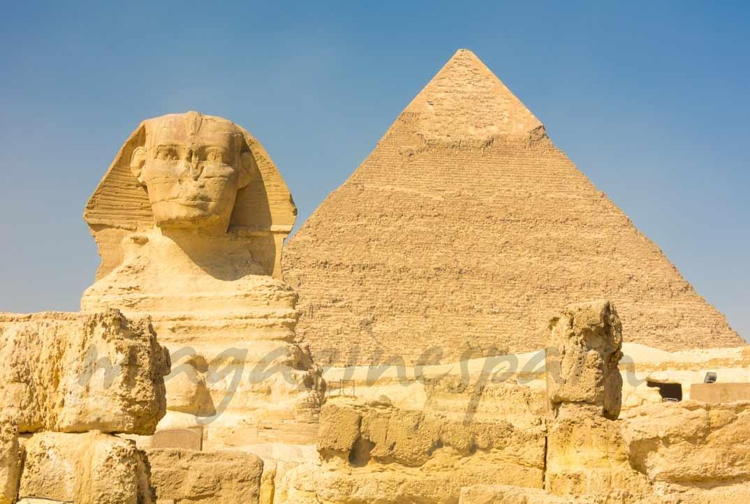 """Egipto """"Pirámide de Guiza"""""""