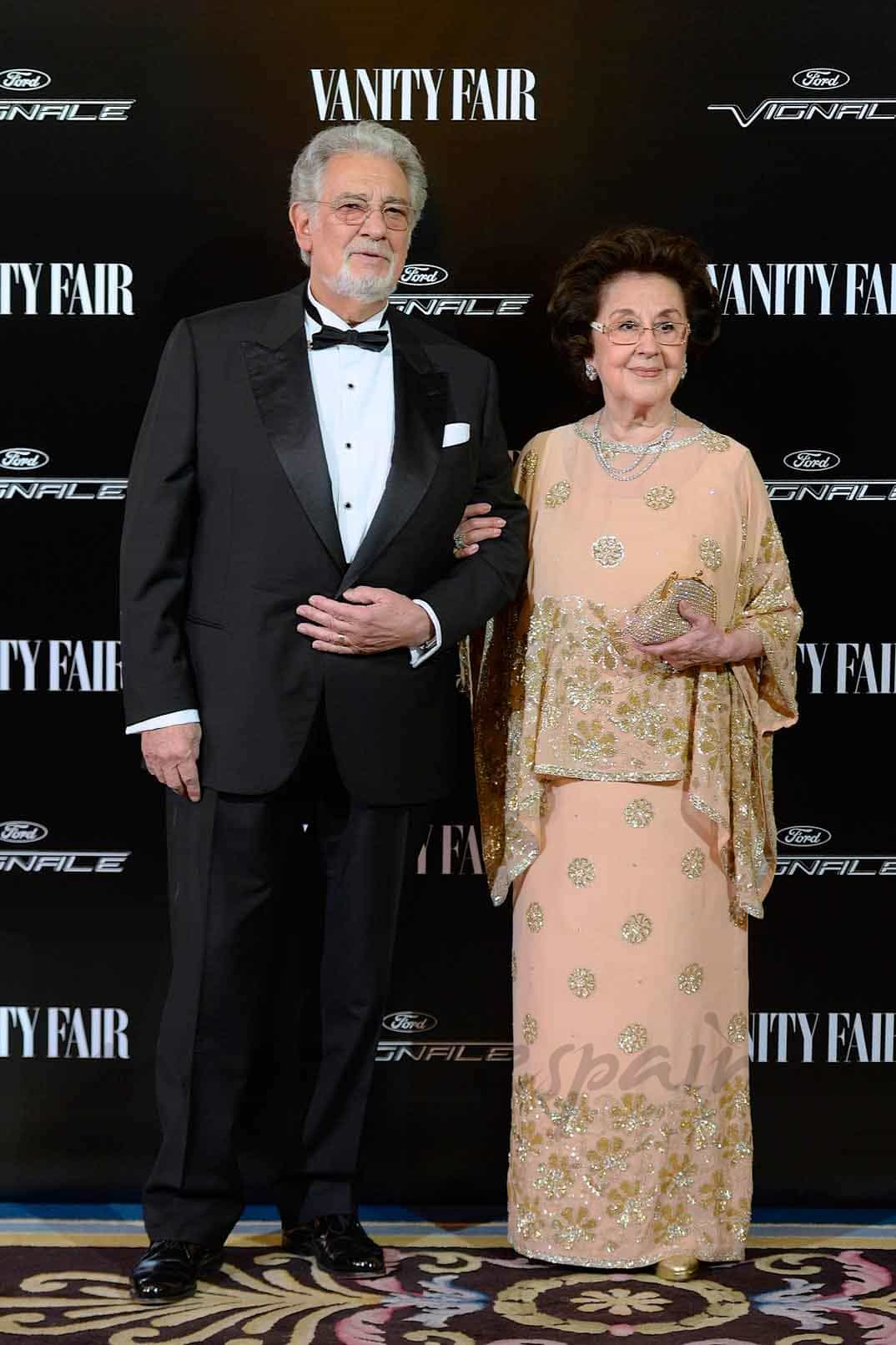 placido domingo premio vanity fair