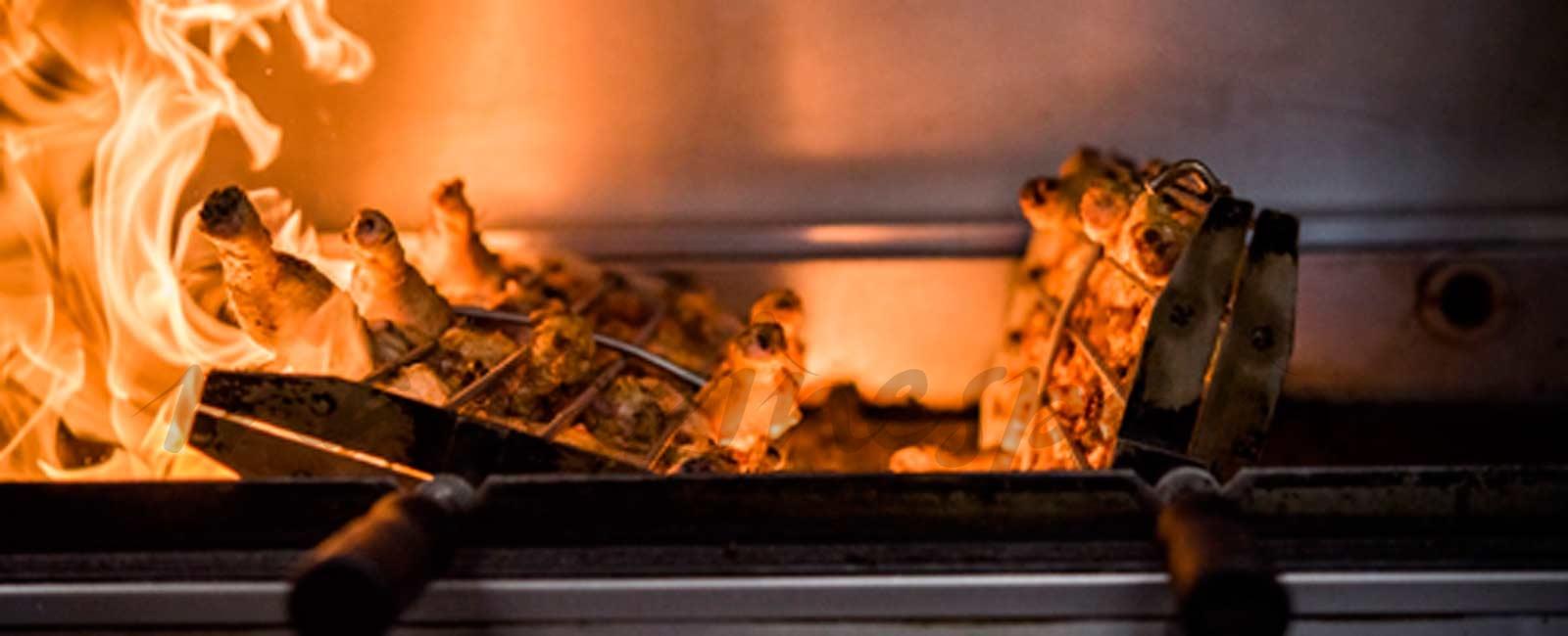 KIP pollo al carbón