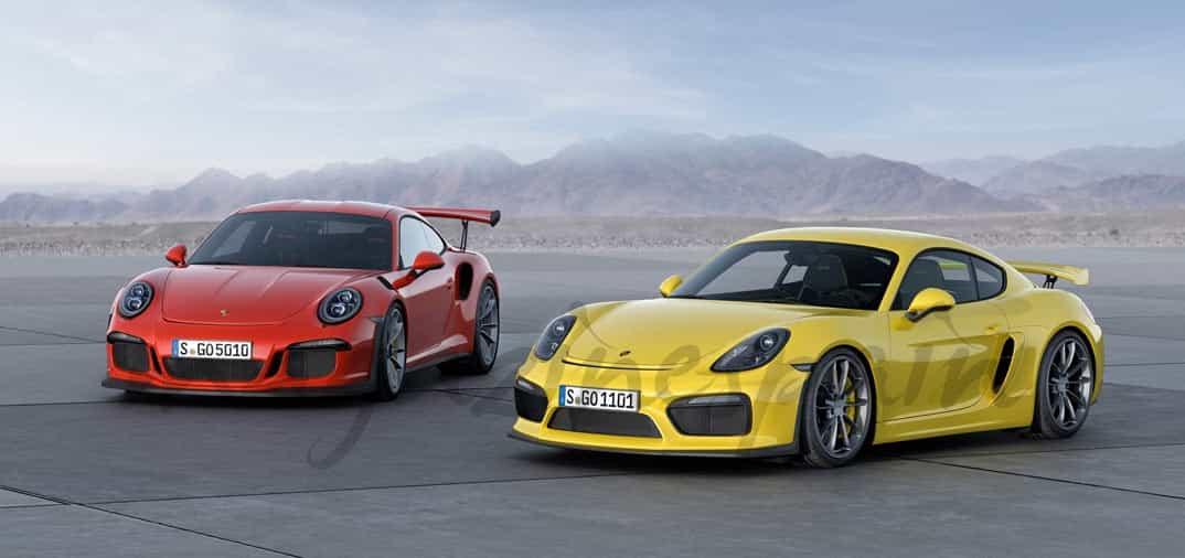 Porsche 911 GT3 RS, coche de competición y de ciudad