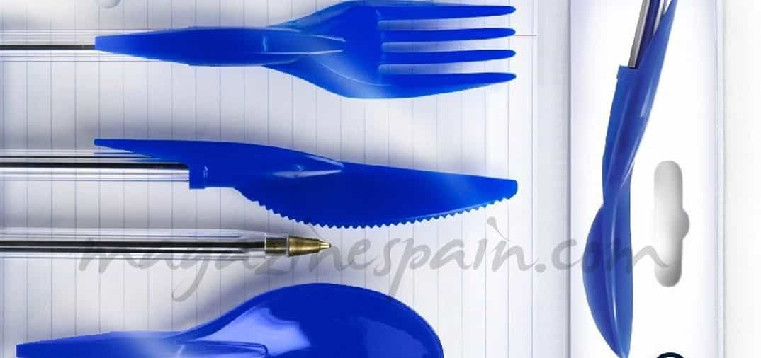 Bolígrafos para comer…