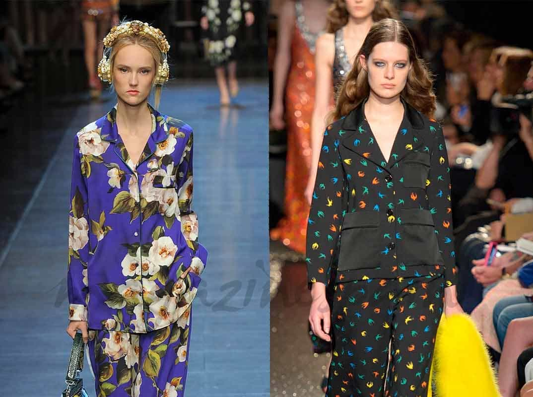 ¿Te apuntas a la moda del pijama?