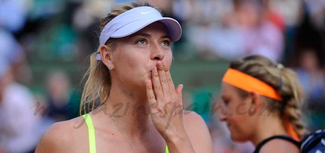 Sharapova y Dimitrov podrían estar esperando un hijo