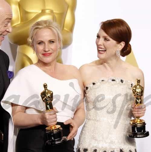 Oscars de Hollywood, los Premiados