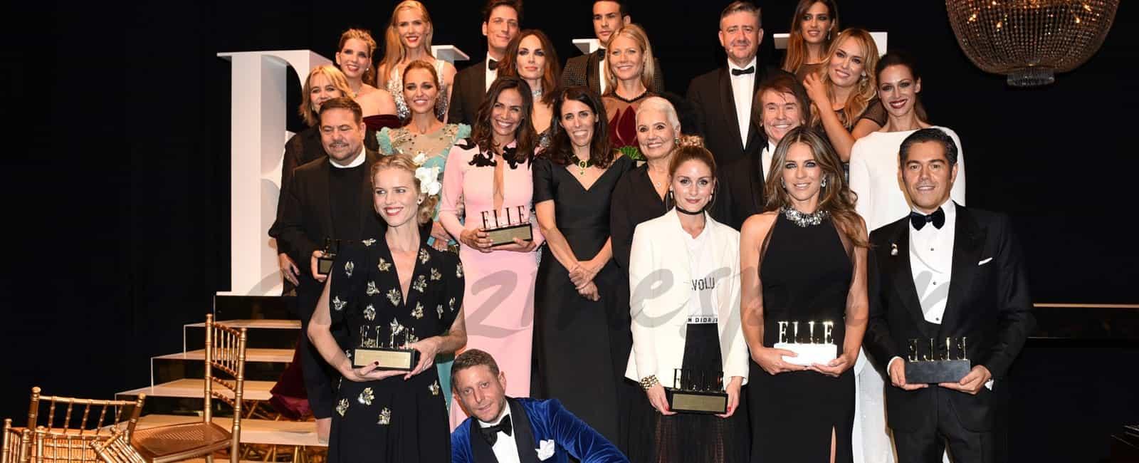 Elle Style Awards… ¿Qué look te gustó más?