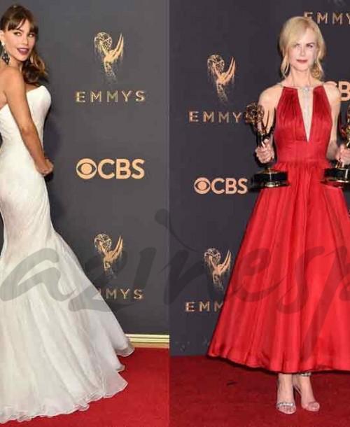 Las más elegantes de los Premios Emmy 2017