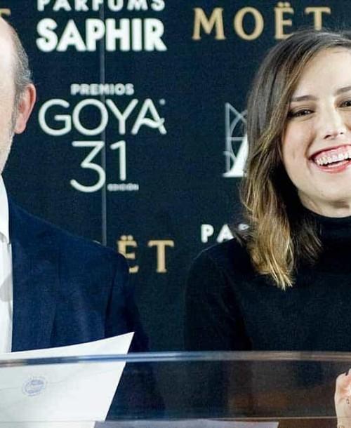 """""""Un monstruo viene a verme"""", """"El hombre de las mil caras"""" y """"Tarde para la ira"""", favoritas en los Premios Goya 2017"""