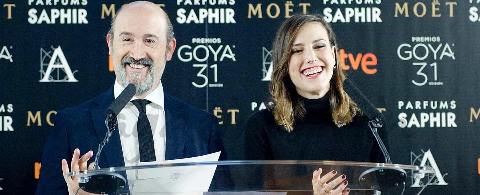 «Un monstruo viene a verme», «El hombre de las mil caras» y «Tarde para la ira», favoritas en los Premios Goya 2017