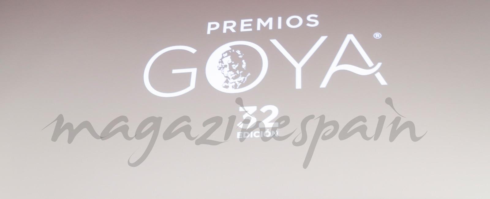 Nominados Goya 2018: Lista completa
