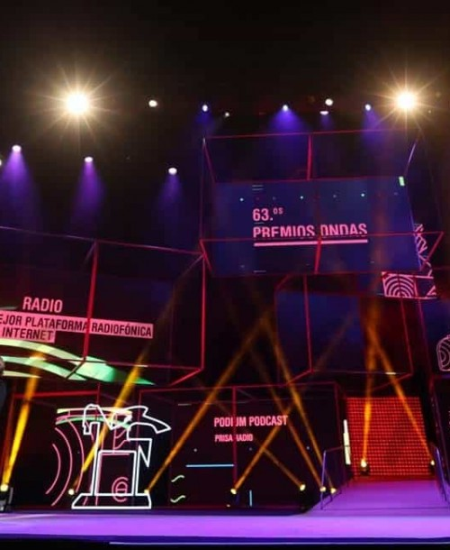 Premios Ondas 2016