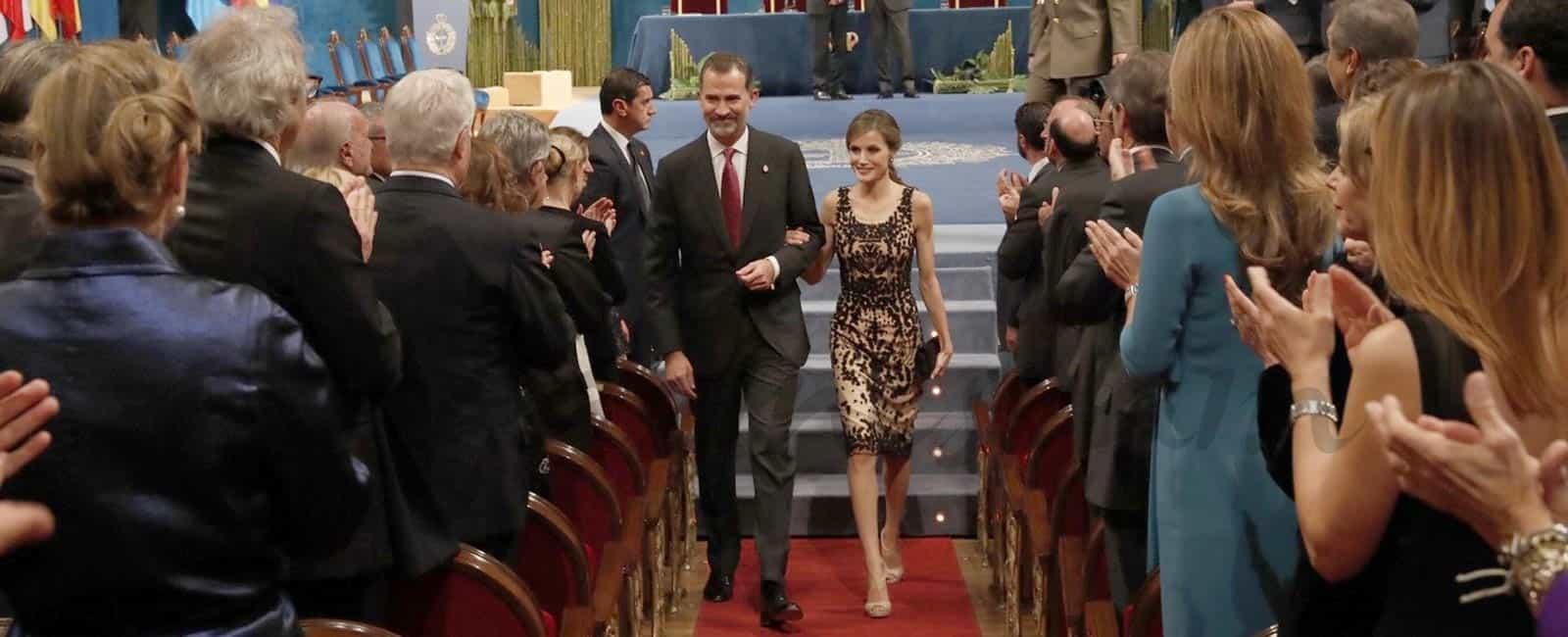 Entrega de los Premios Princesa de Asturias 2016