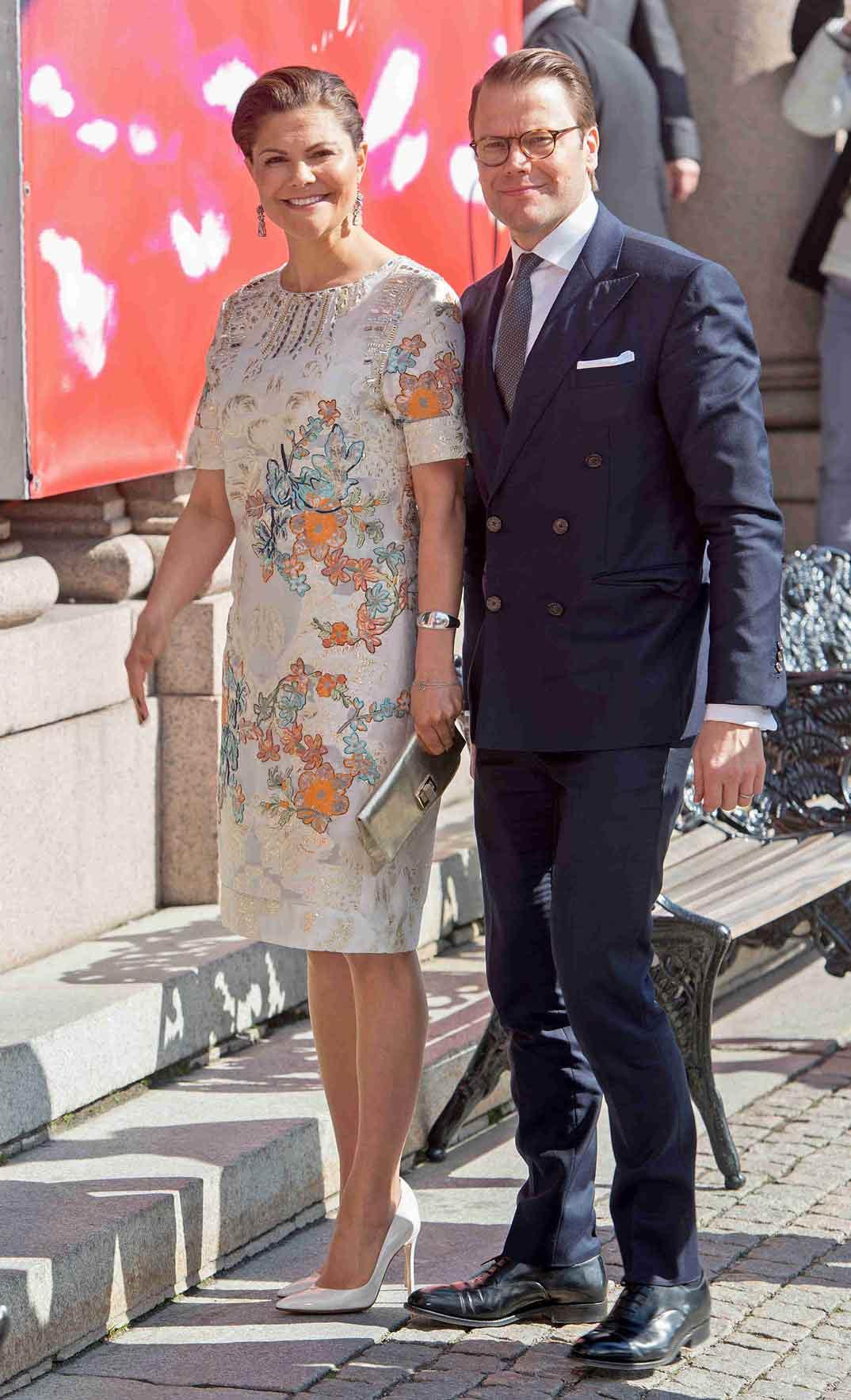 princesa-victoria-y-principe-daniel-de-suecia cumpleaños rey gustavo