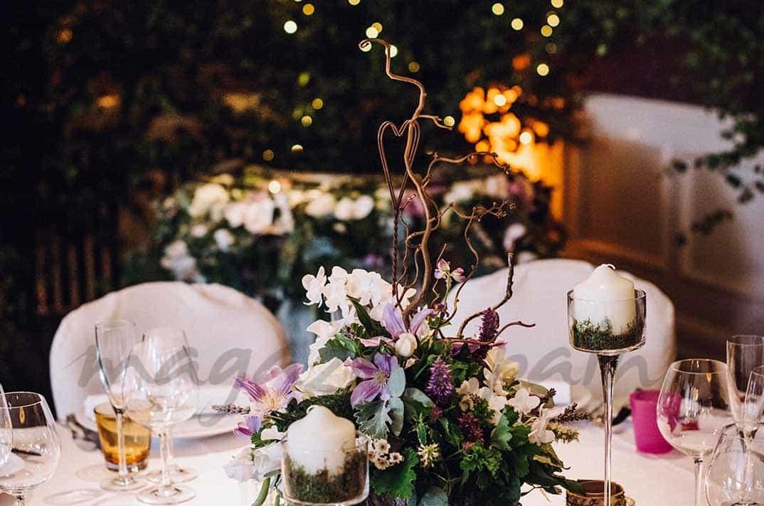 Época de bodas…de tarde