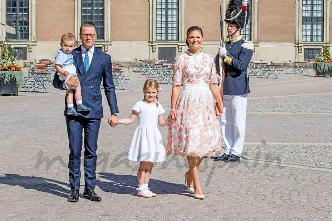 victoria de suecia cumple 40 años