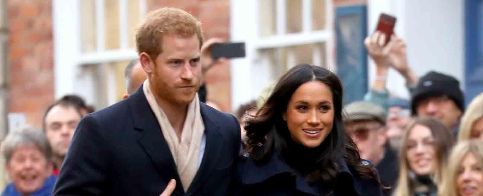 Meghan Markle y el príncipe Harry ya tienen el consentimiento formal para su futura boda