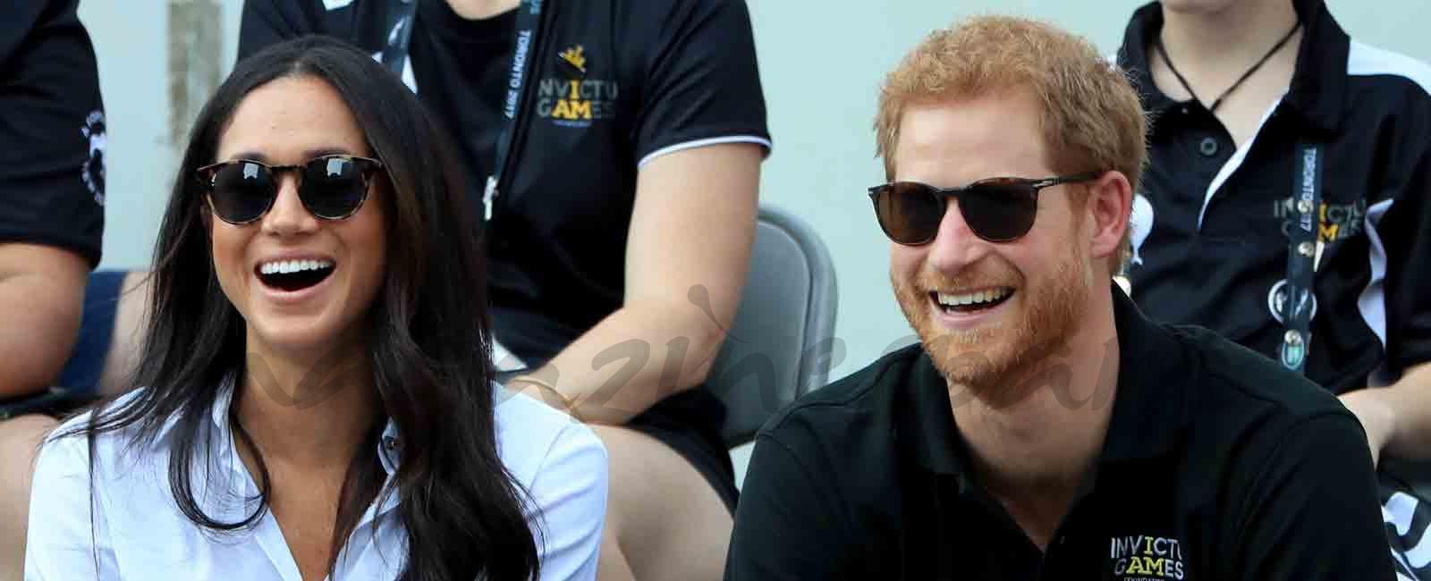 El príncipe Harry y Meghan Markle se casan la próxima primavera