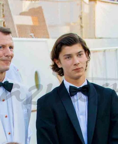 El príncipe Nicolás de Dinamarca cumple 18 años