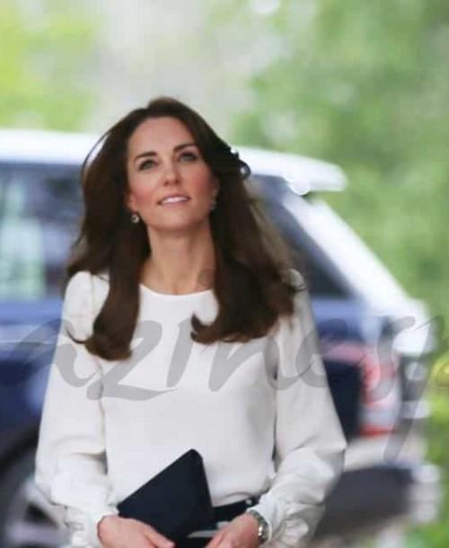 La familia Real Inglesa se divierte boxeando