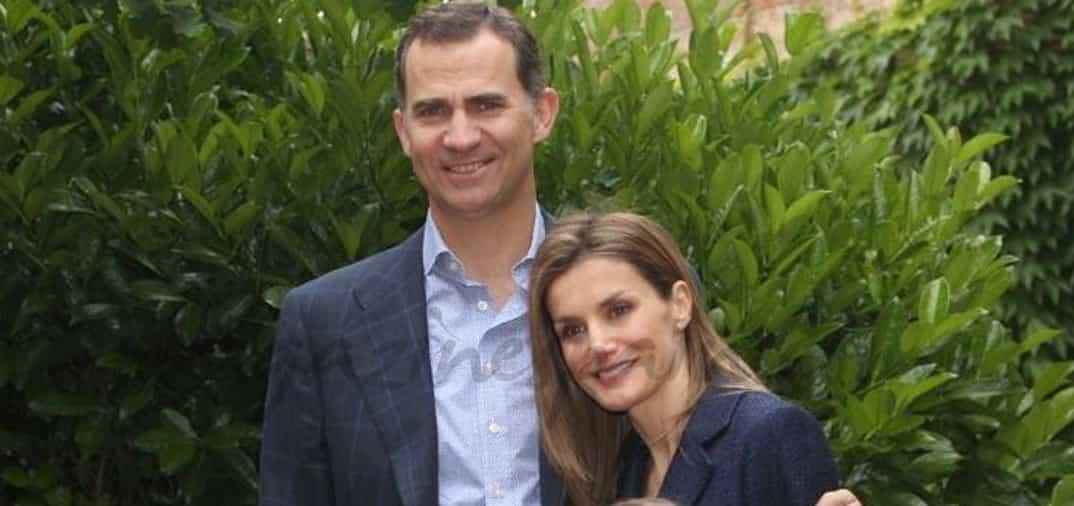 Los Príncipes de Asturias celebran su décimo aniversario de boda