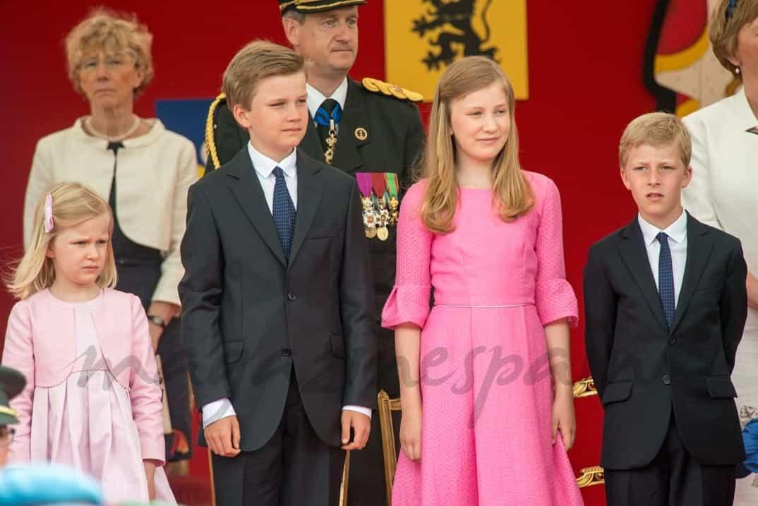 principes-de-belgica-eleonore-emmanuel-elisabeth-y-gabriel