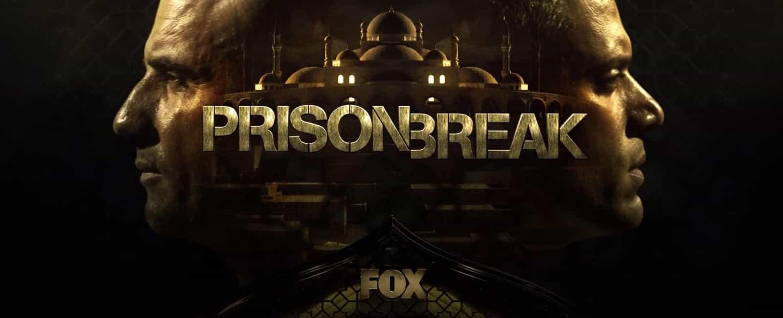 """La quinta temporada de """"Prison Break"""" ya tiene fecha de estreno"""