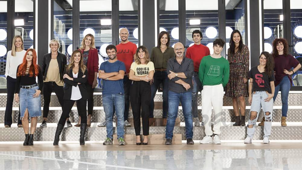 Operación Triunfo - Los Profesores