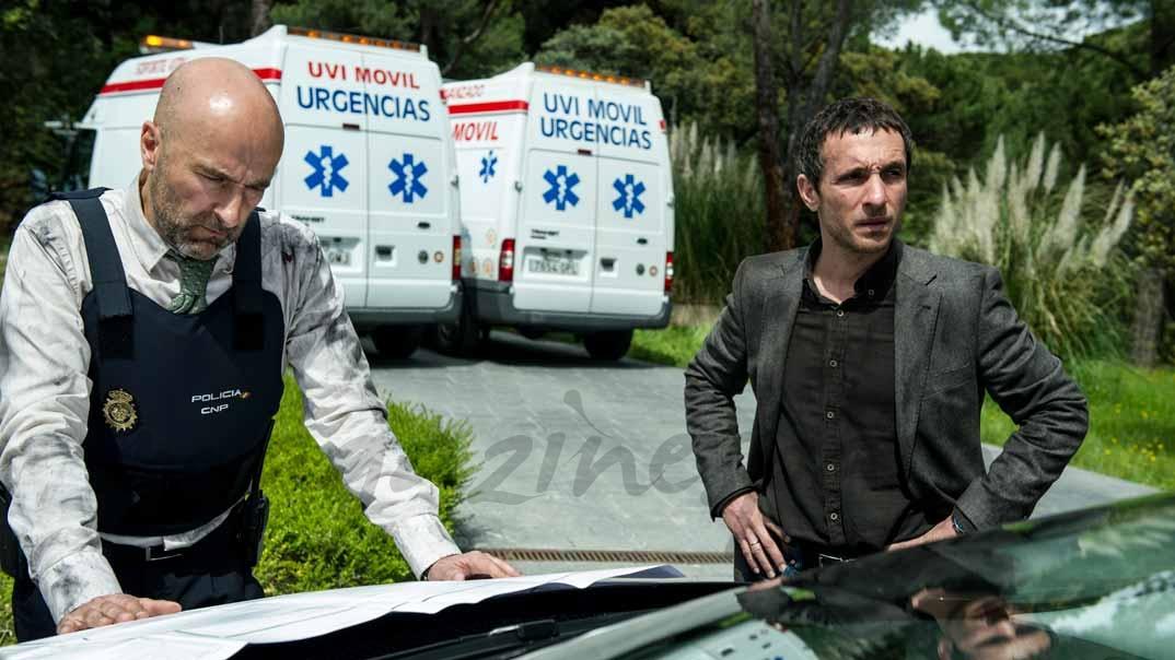 Pablo Derqui y Antonio Gil- Pulsaciones - Capítulo 10 - © Atremedia