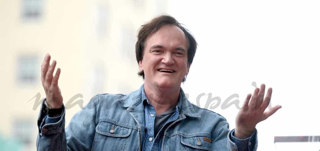 Quentin Tarantino ya tiene su estrella