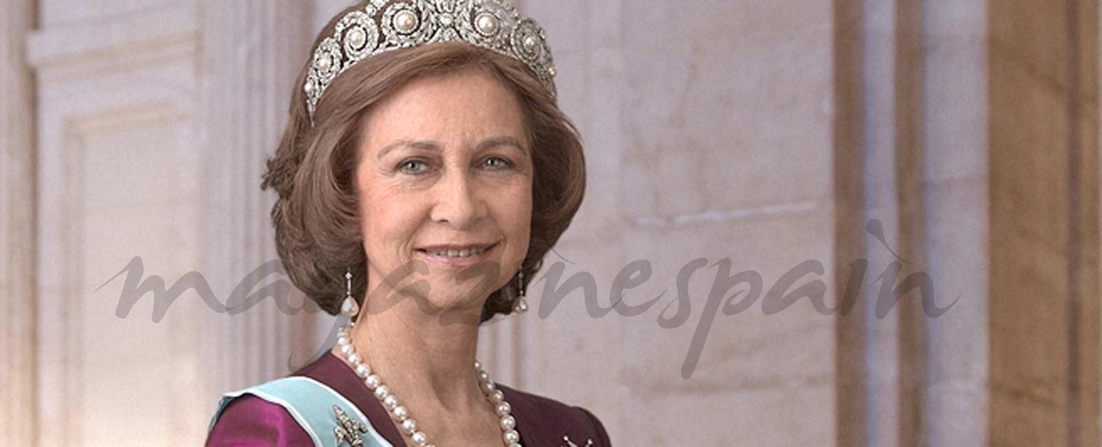 La reina Sofía cumple 79 años… Los mejores momentos – VÍDEO
