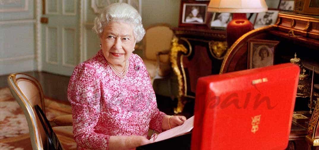 La reina Isabel II de Inglaterra, bate el récord de reinado