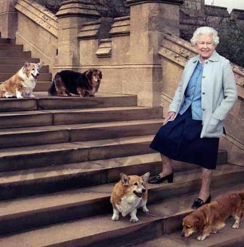 Annie Leibovitz fotografía a la reina Isabel II en su 90 cumpleaños