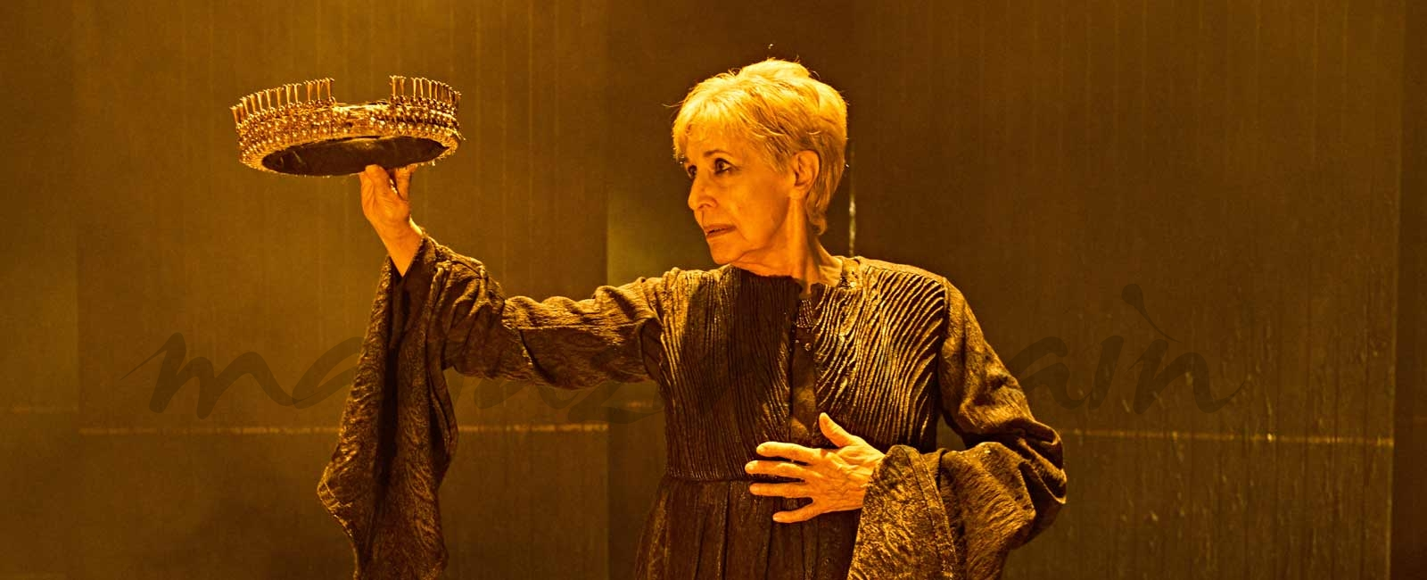 «Reina Juana», con Concha Velasco, llega al Teatro La Abadía