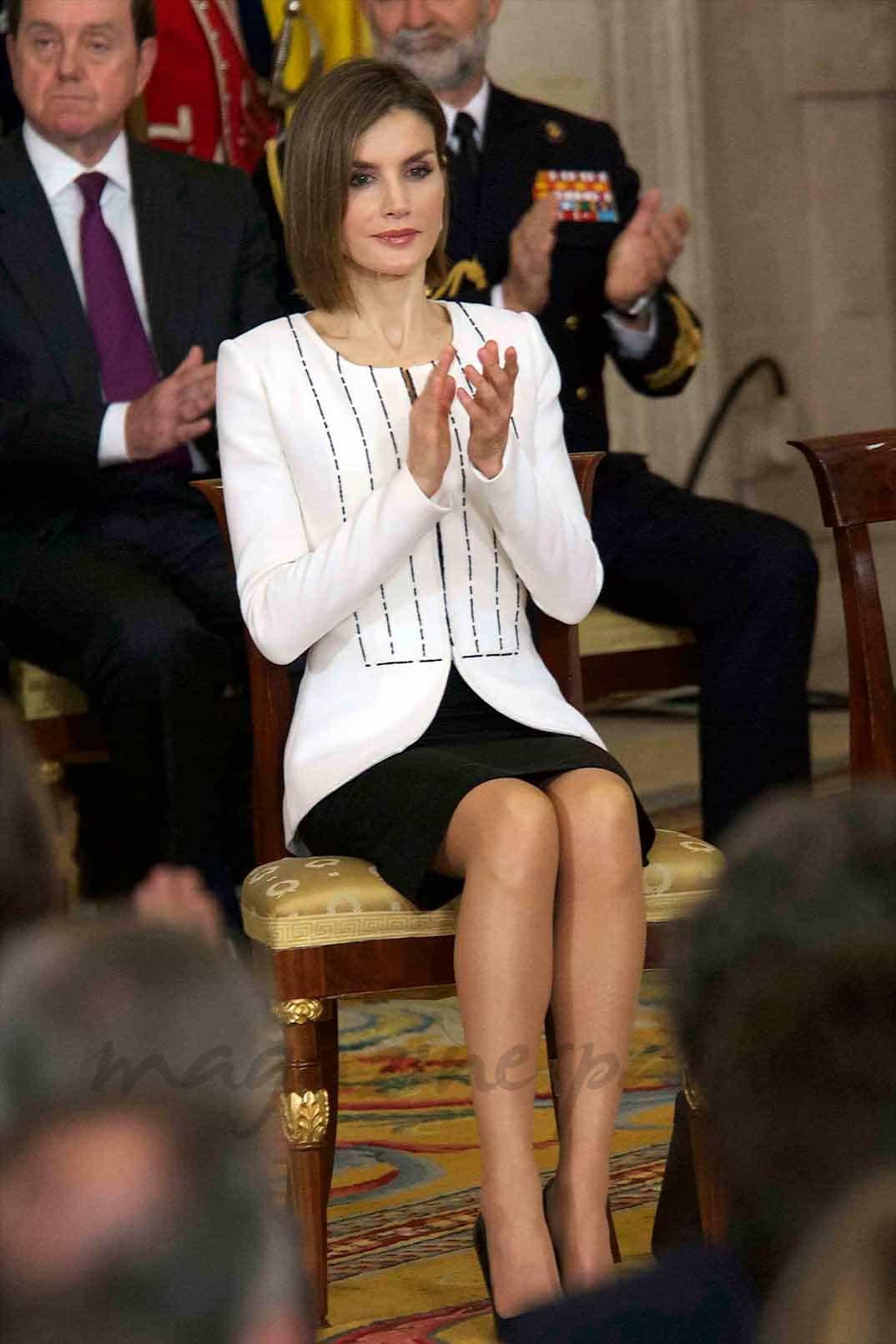 reina letizia en naciones unidas