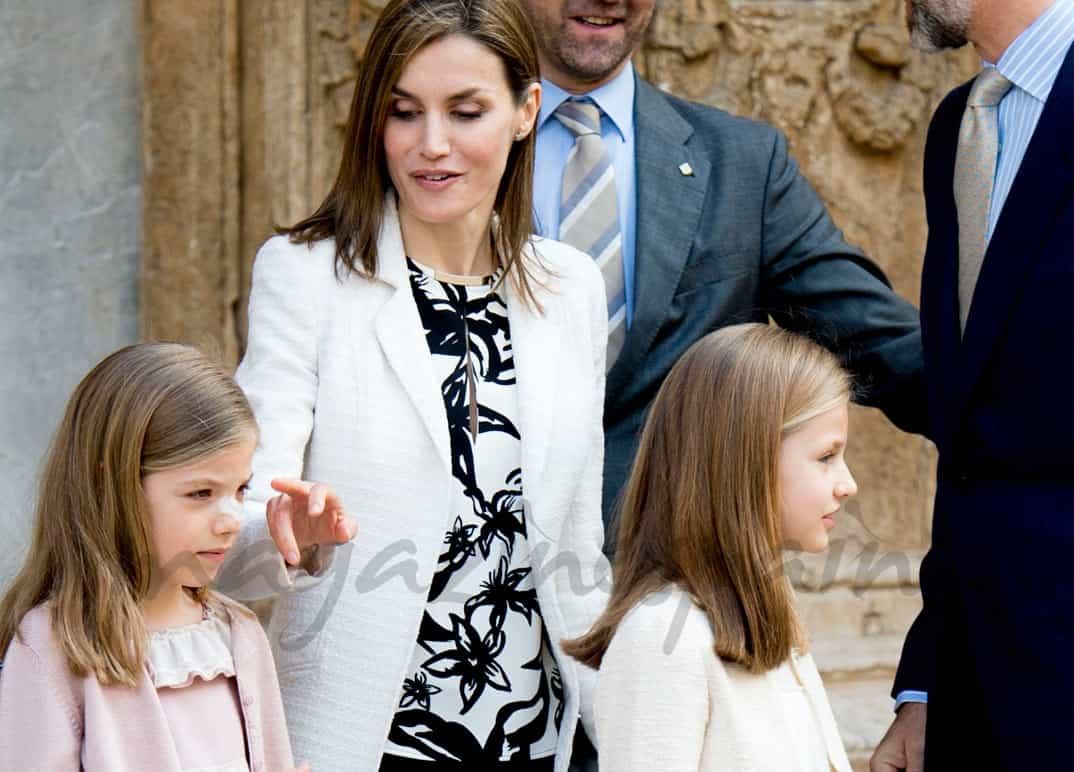 Reina Letizia hijas