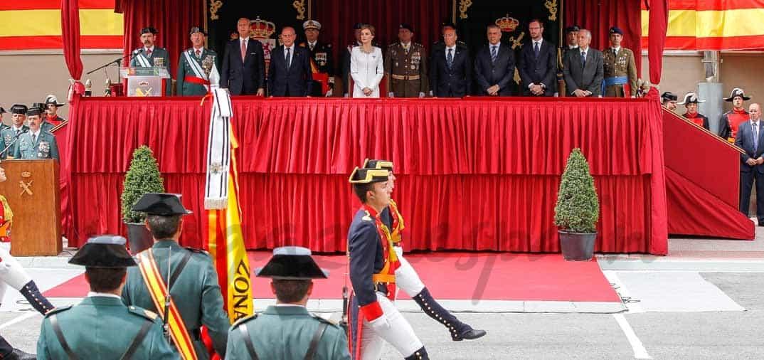 Doña Letizia moderniza la monarquía