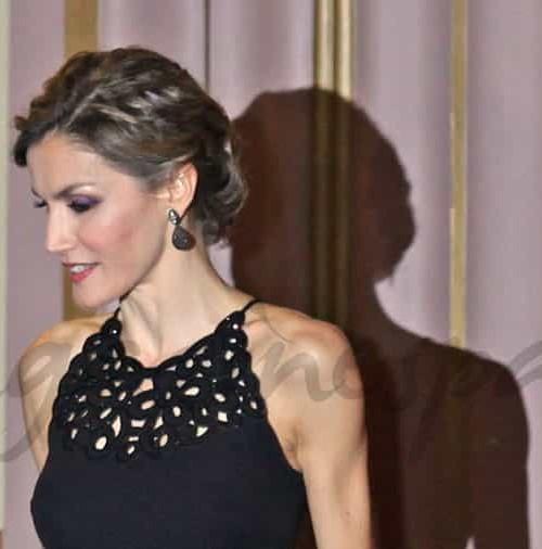 La reina Letizia, fan de Coppola