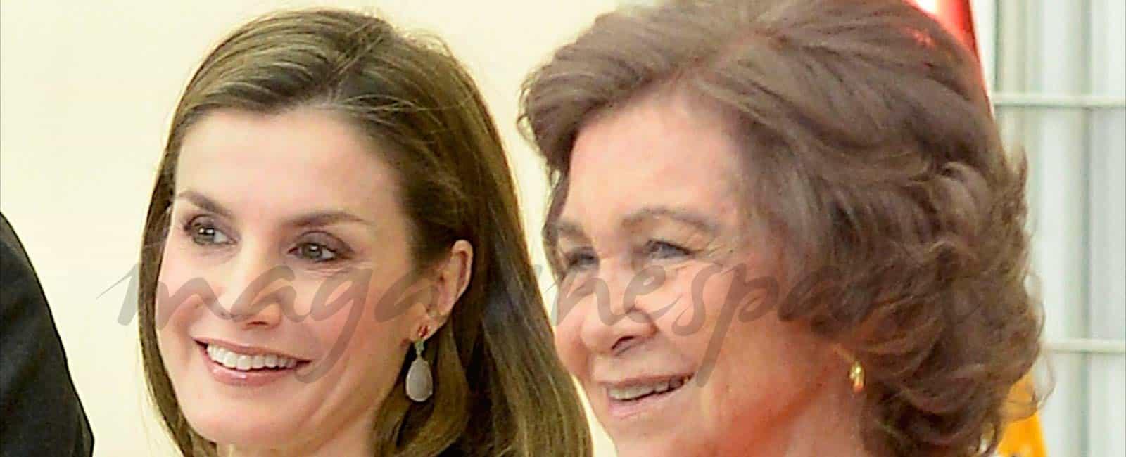 La magnífica relación de la reina Letizia y su suegra