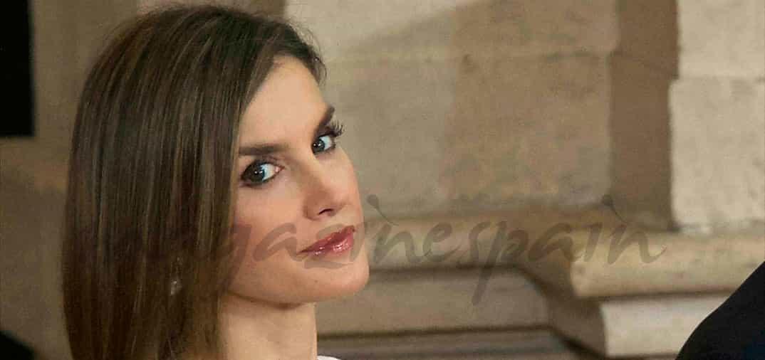 La reina Letizia  nuestra mejor embajadora