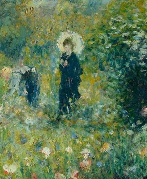 Renoir: intimidad, en el Museo Thyssen-Bornemisza