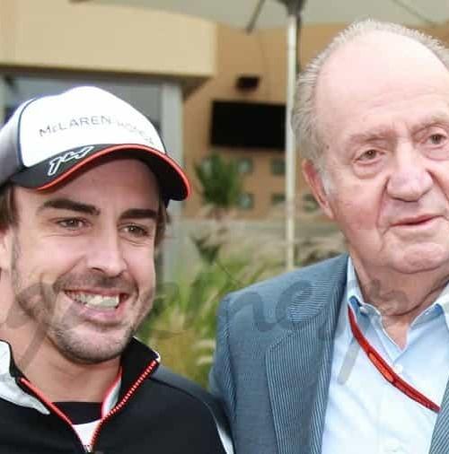 El rey Juan Carlos viaja a Bahrein, por su gran pasión…la Formula 1