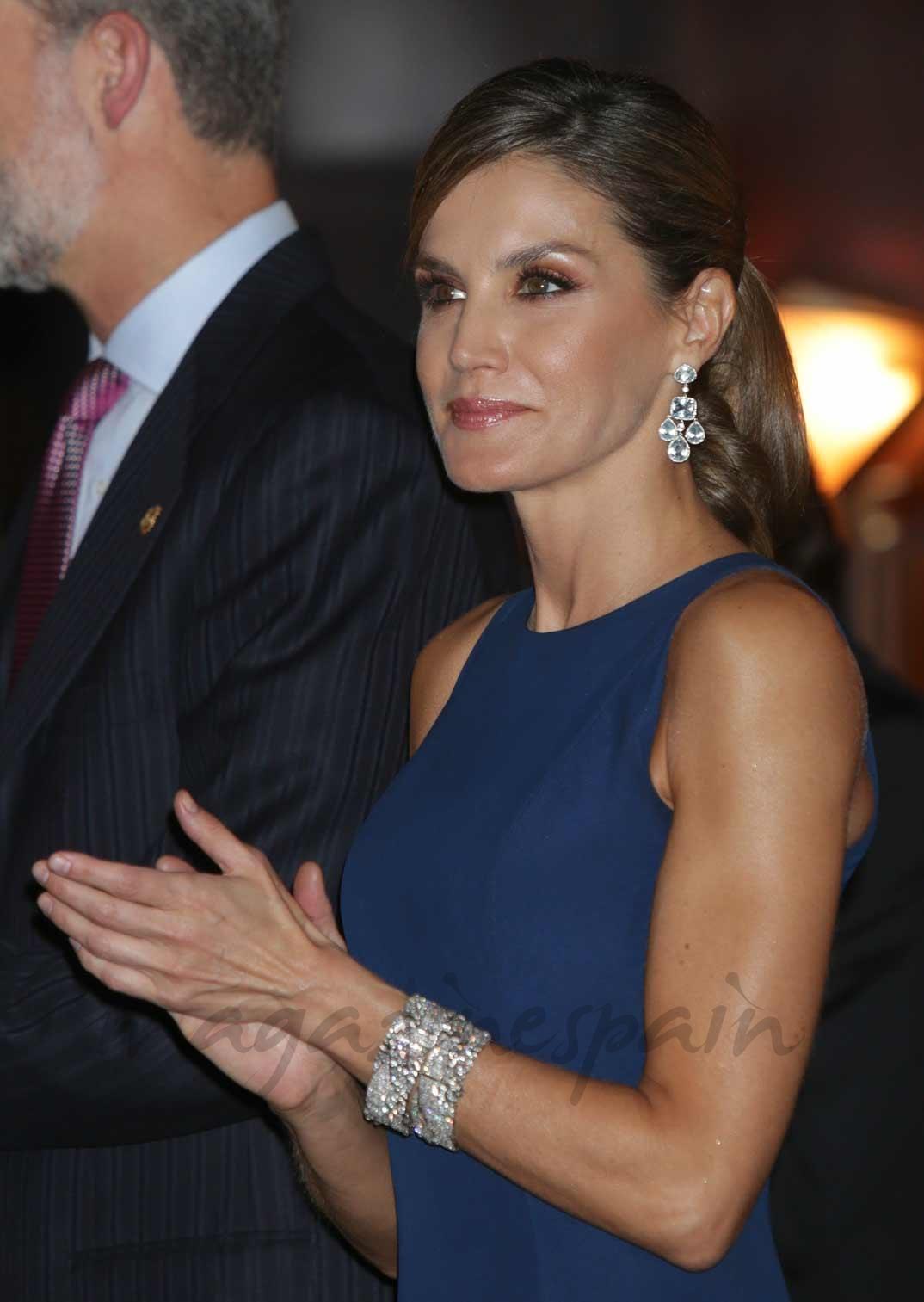 Reina Letizia concierto princesa de asturias