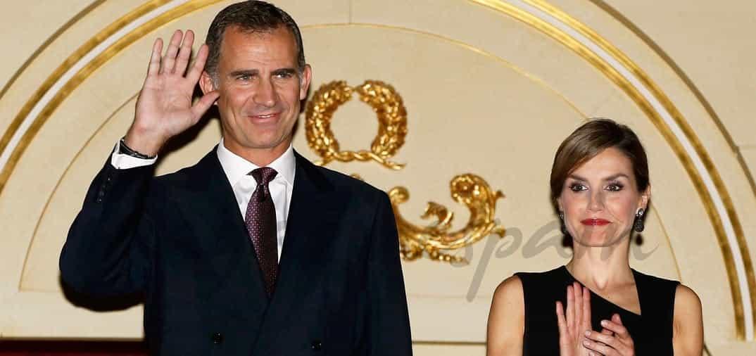 Los Reyes de España, inaguran la temporada en el Teatro Real