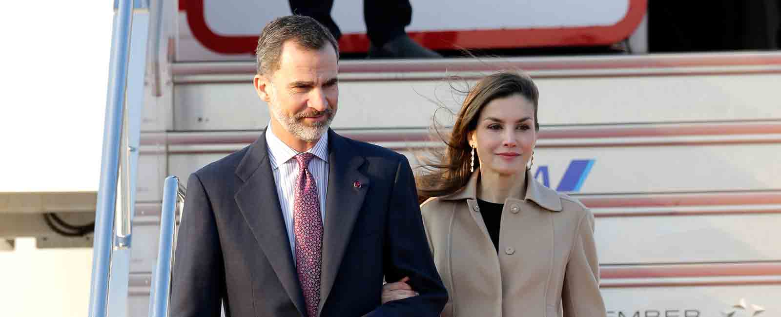 Don Felipe y doña Letizia, primer viaje a Japón como Reyes de España